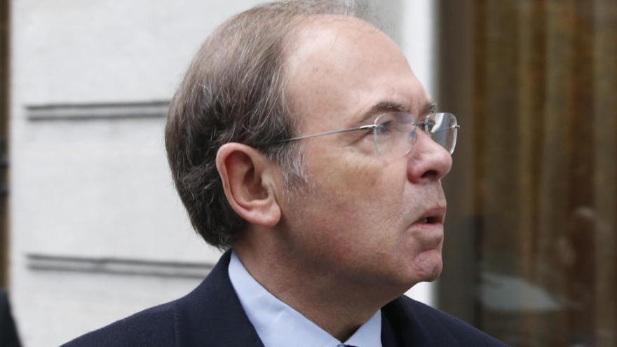 García-Escudero, citado como testigo en el juicio de Gürtel