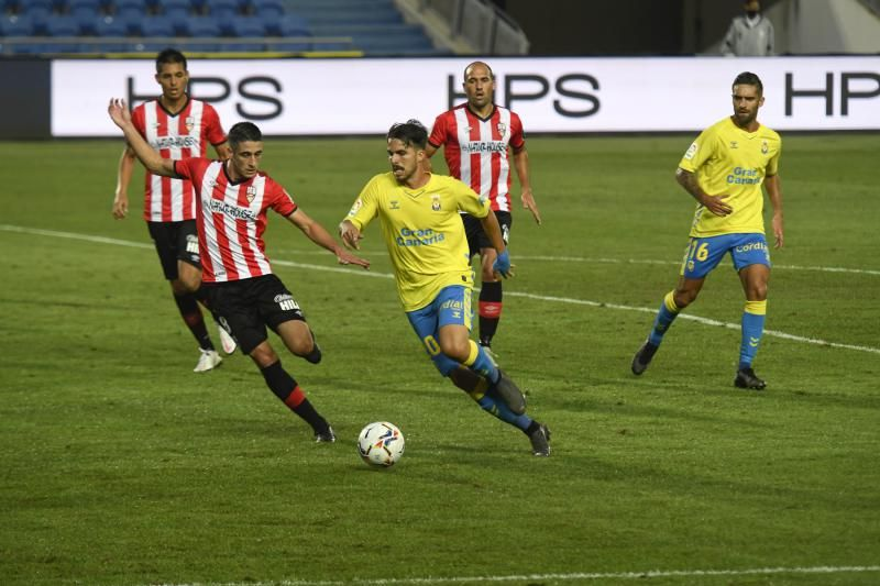 UD Las Palmas-UD Logroñés (3/10/20)