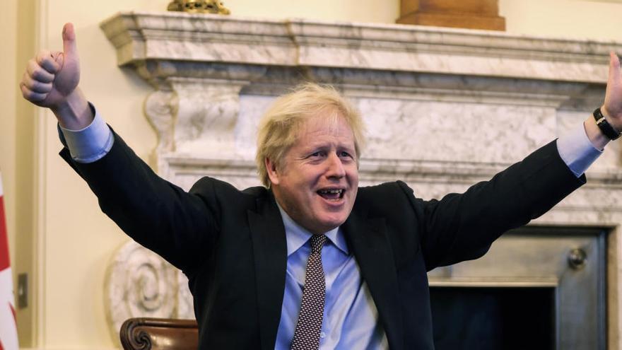 Reino Unido prepara un holgada aprobación del acuerdo del Brexit