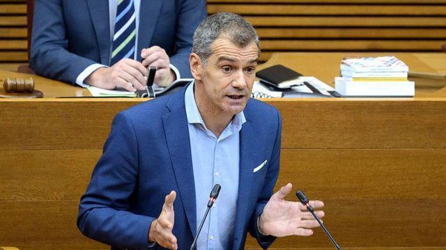 Cantó ofrece a Puig un pacto si rompe con sanchismo, nacionalismo y populismo