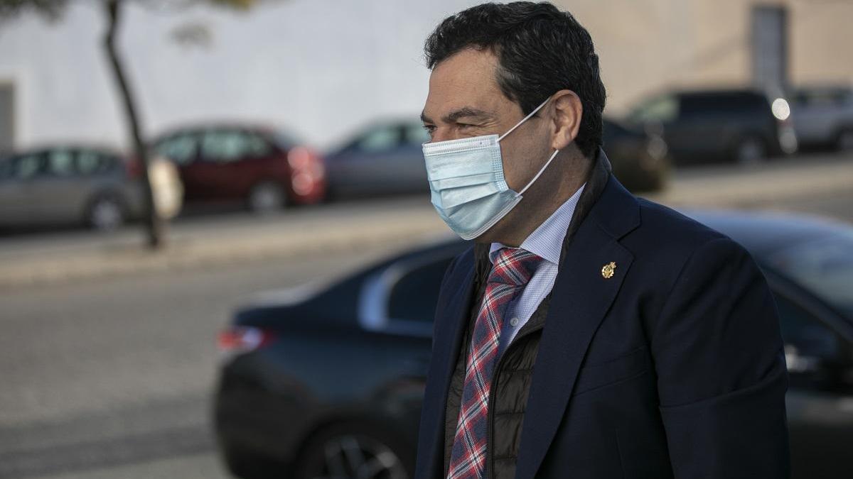 """Moreno ve los contagios """"bajando"""" pero espera más de 10 días """"muy duros"""" e insiste en poder confinar"""