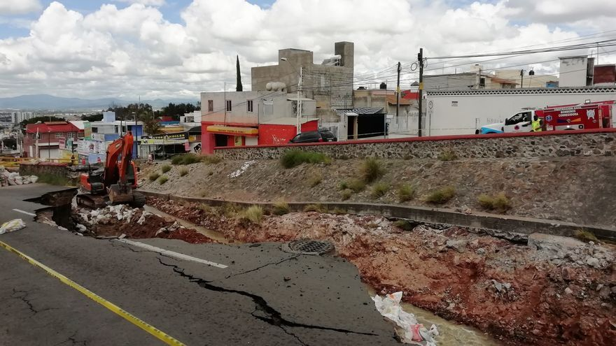 Las fuertes lluvias dejan cuatro fallecidos en México