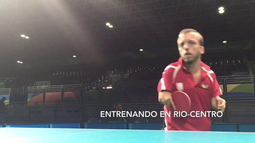 Videoblog de Alberto Seoane en Río: día III