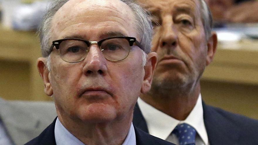 El FMI sospechó de Rato ya en 2007 por sus vínculos con paraísos fiscales
