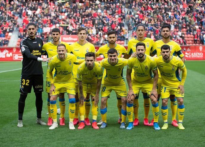 Sporting - UD Las Palmas
