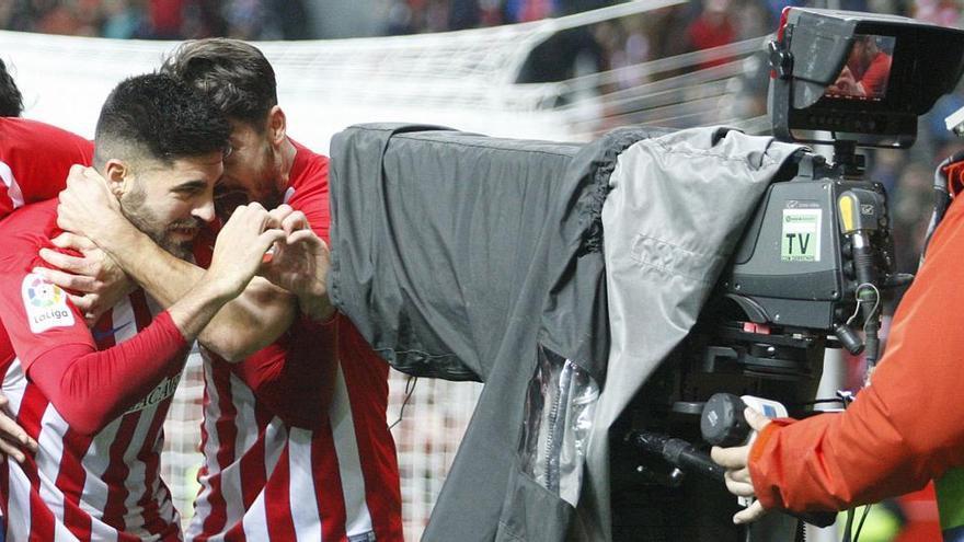 El Sporting, un equipo con tirón televisivo en Segunda: así son las audiencias de sus partidos