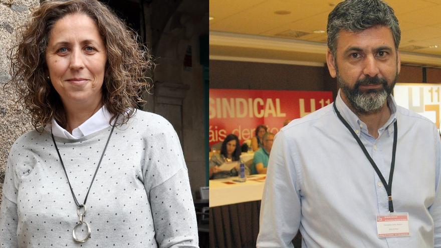Amelia Pérez disputará la dirección gallega de CC OO a Ramón Sarmiento