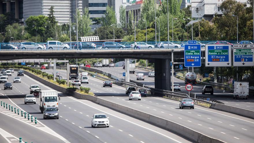 Las víctimas mortales en accidentes de tráfico se han reducido un 80% en 30 años