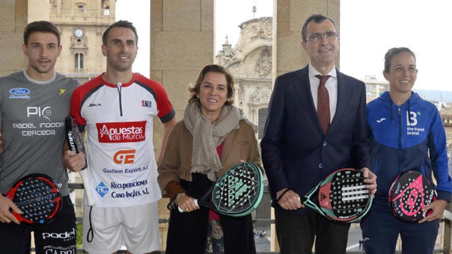 El World Padel Tour llega a Murcia por segunda ocasión