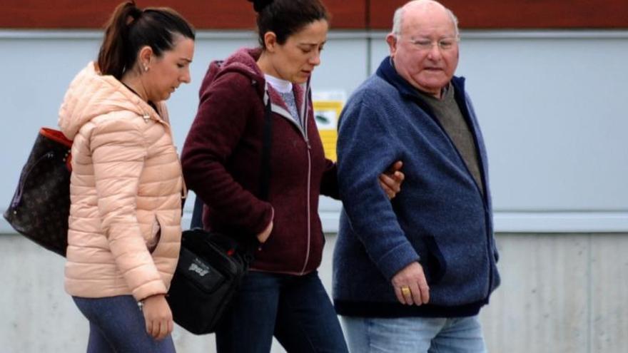 Charlín, a juicio con 88 años como jefe del clan familiar