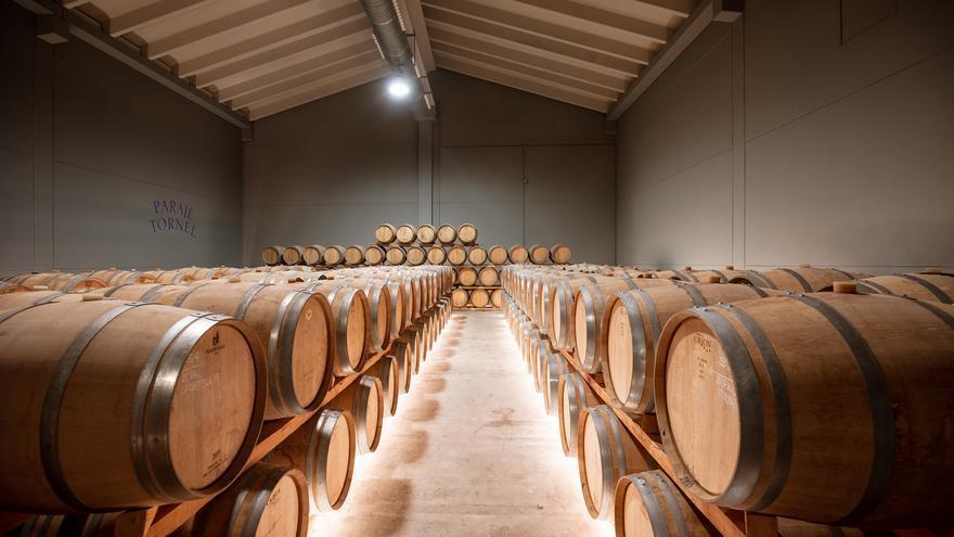 Dominio de la Vega, el santuario de los mejores cavas valencianos