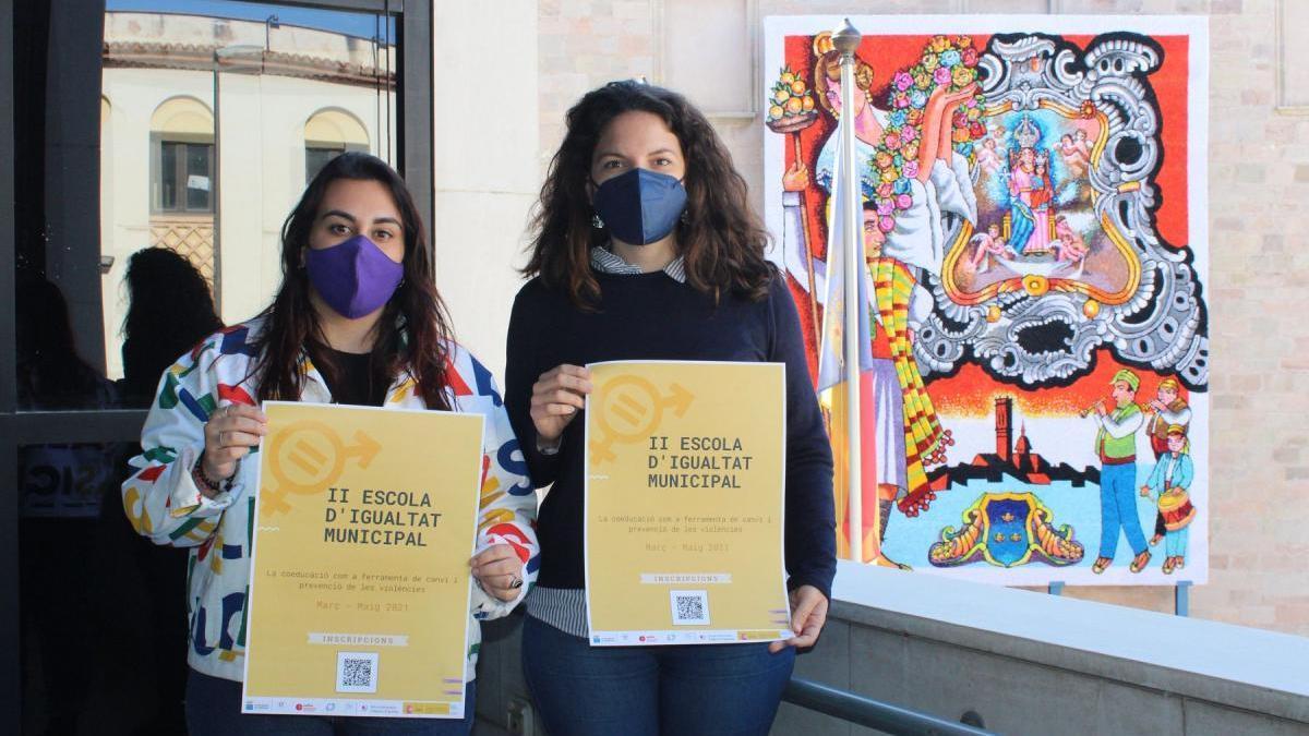 Burriana lanza una escuela contra la violencia de género