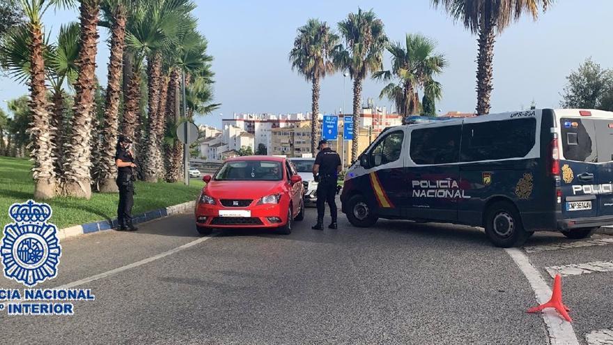 Detienen en Estepona a un fugitivo reclamado por Reino Unido por tráfico de drogas