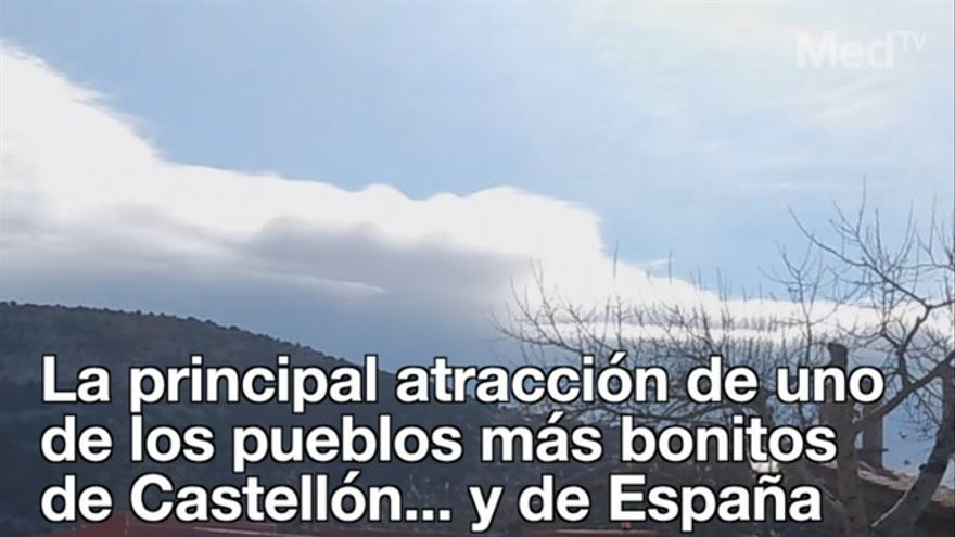 La principal atracción de uno de los pueblos más bonitos de Castellón... y de España