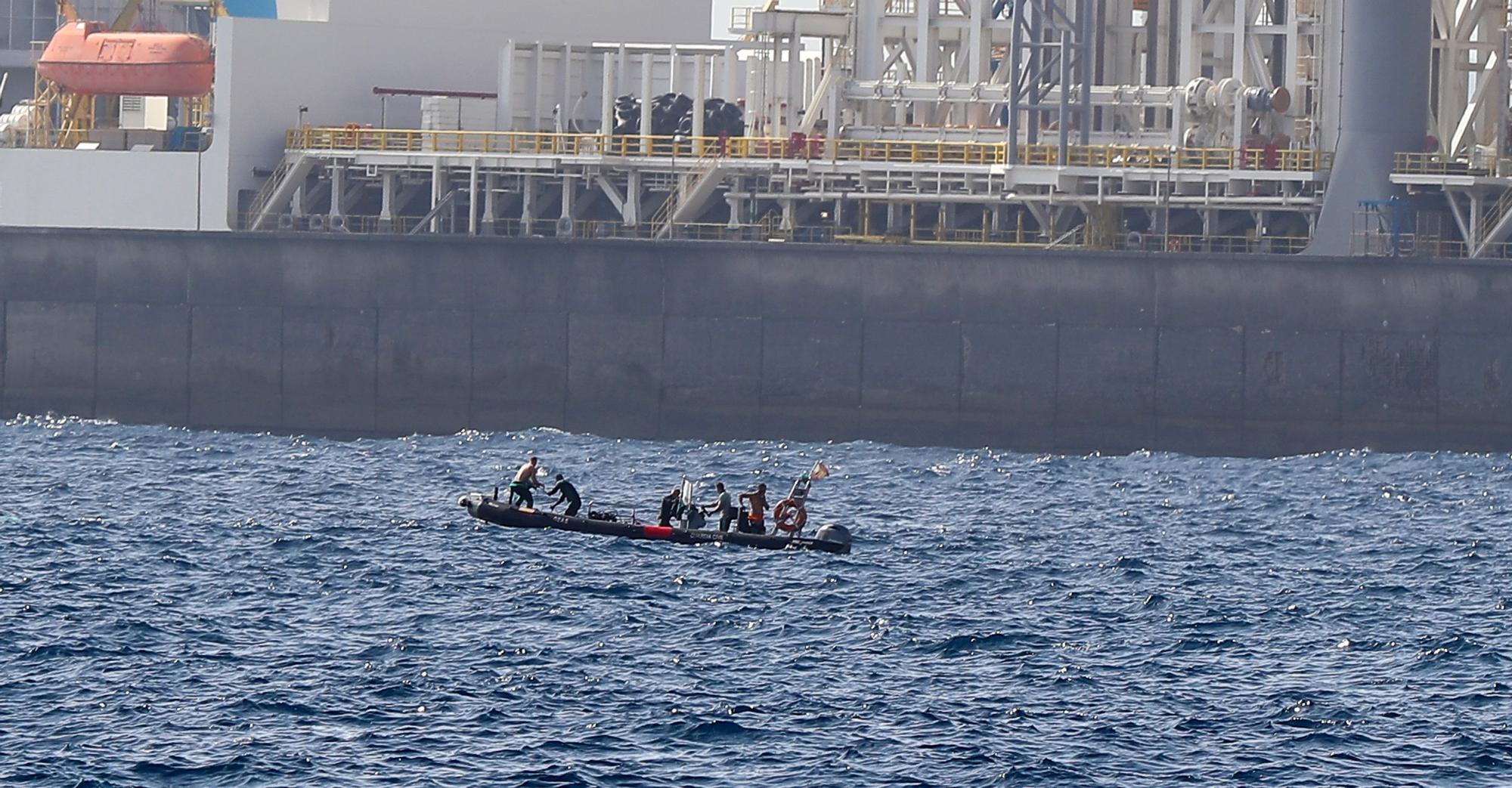 Rescate del cuerpo de la submarinista fallecida en La Luz