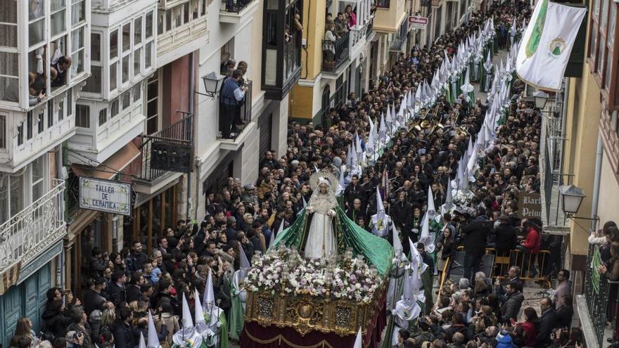 La exposición  del Concurso de Fotografía de Semana Santa de Zamora abre el día 1 de septiembre