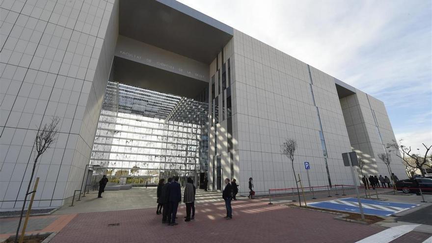 La UJI podrá licitar la segunda fase del edificio de Ciencias de la Salud antes de final de año