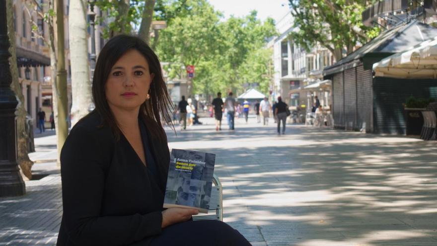 Anna Teixidor trenca els silencis dels atemptats del 17-A