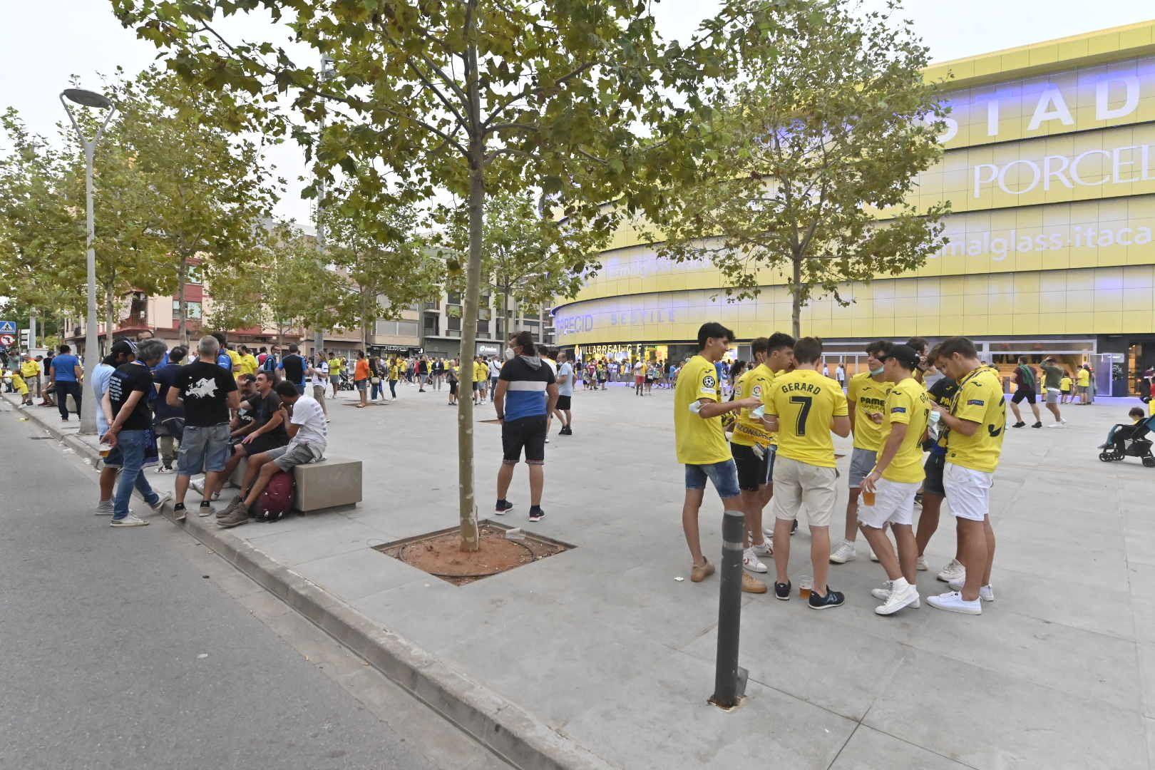 Villarreal - Atalanta 01 Manolo Nebot (16).JPG