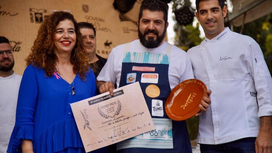 """Ein Argentinier macht das beste """"pa amb oli"""" auf Mallorca"""