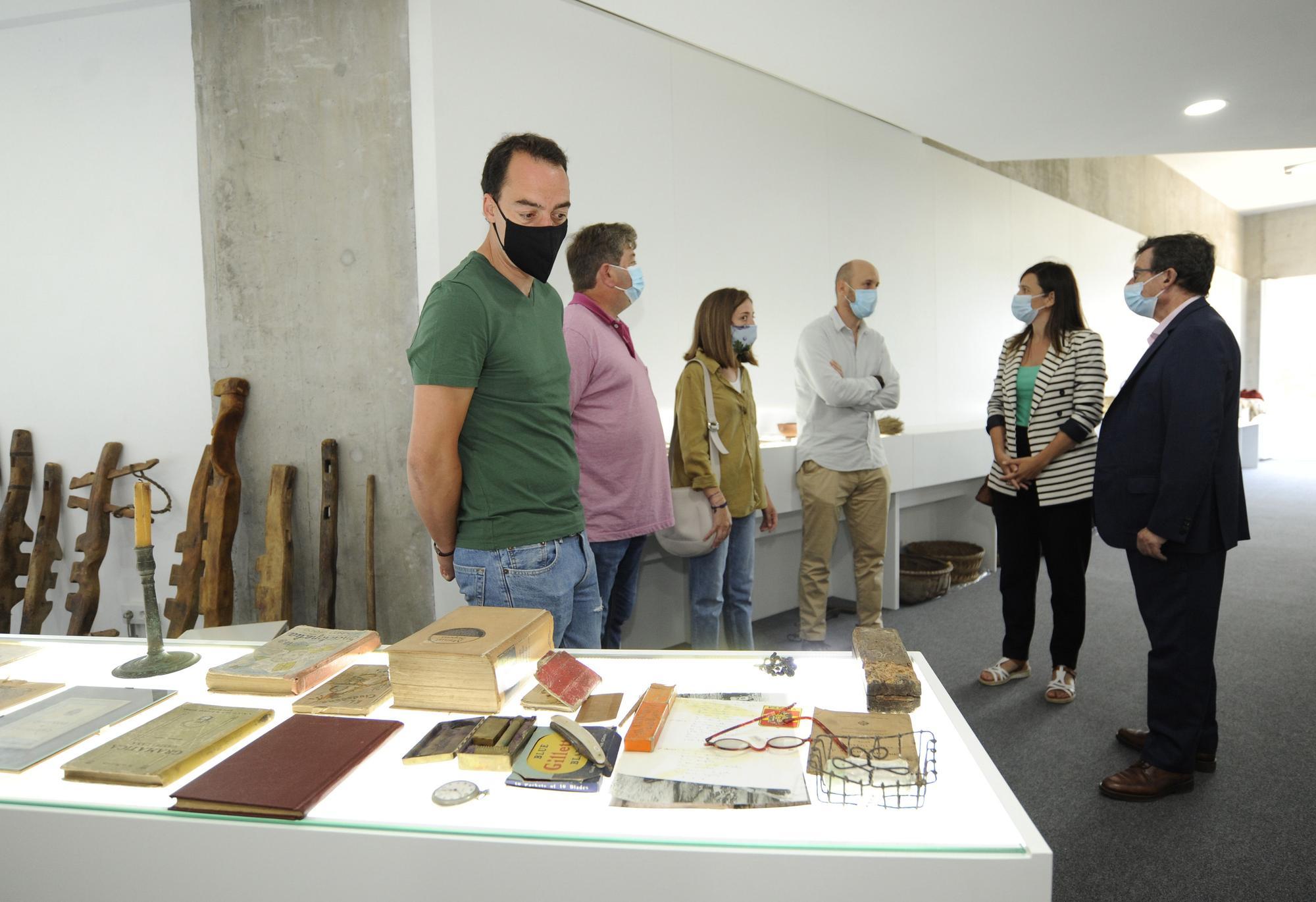 El Cetmo reabrirá en su nueva sede con la mitad de sus 1.200 piezas en exposición