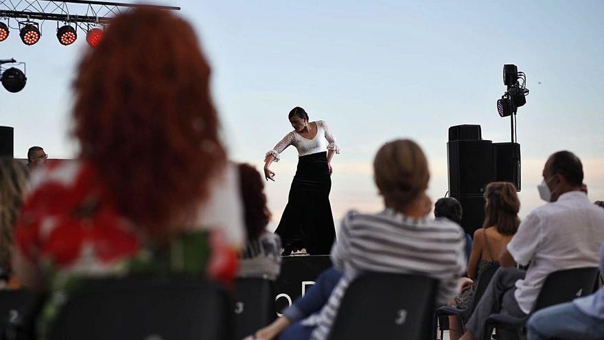 Noche Flamenca con Carmen Ledesma en el Ramos Carrión