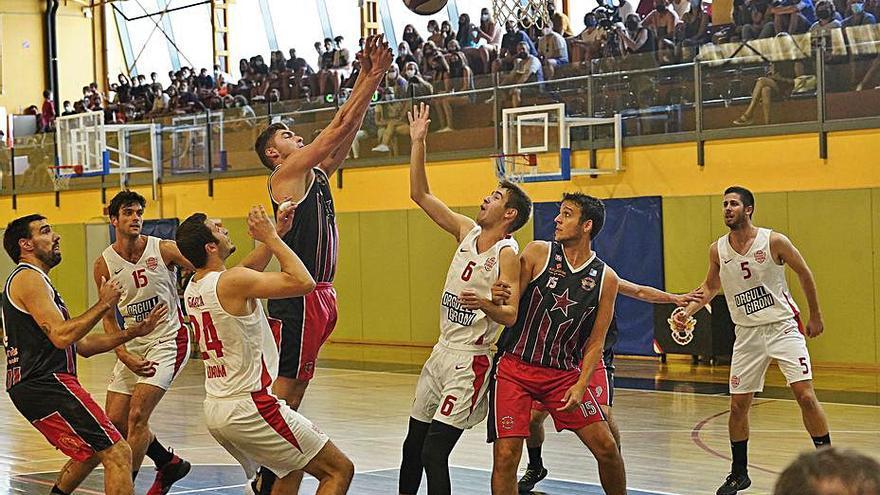 El Sol Gironès Bisbal jugarà la següent fase de la Lliga Catalana