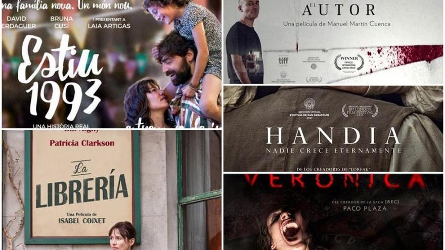 Vota a tus favoritos a los Goya: ¿Quién ganará?