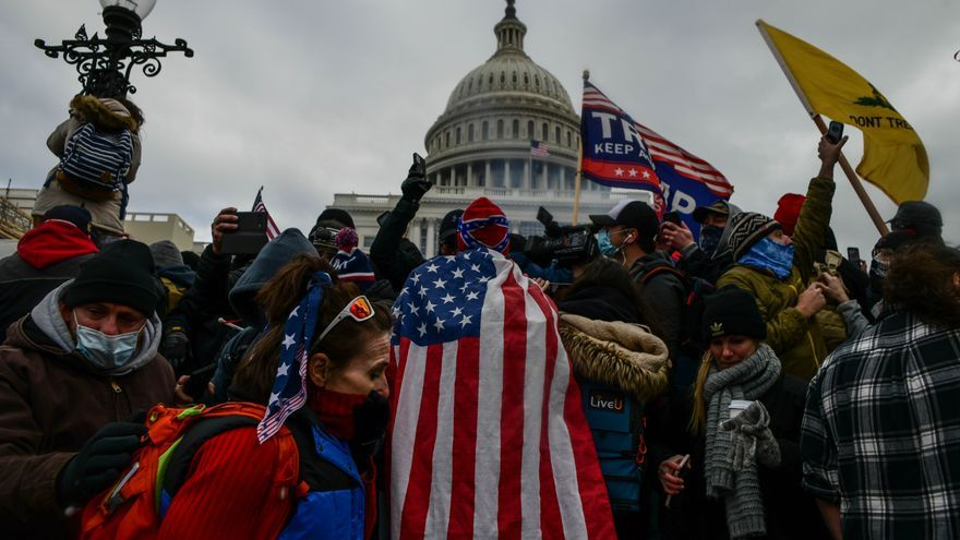 La Casa Blanca desoye a Trump y entregará a los investigadores toda la información sobre el asalto al Capitolio