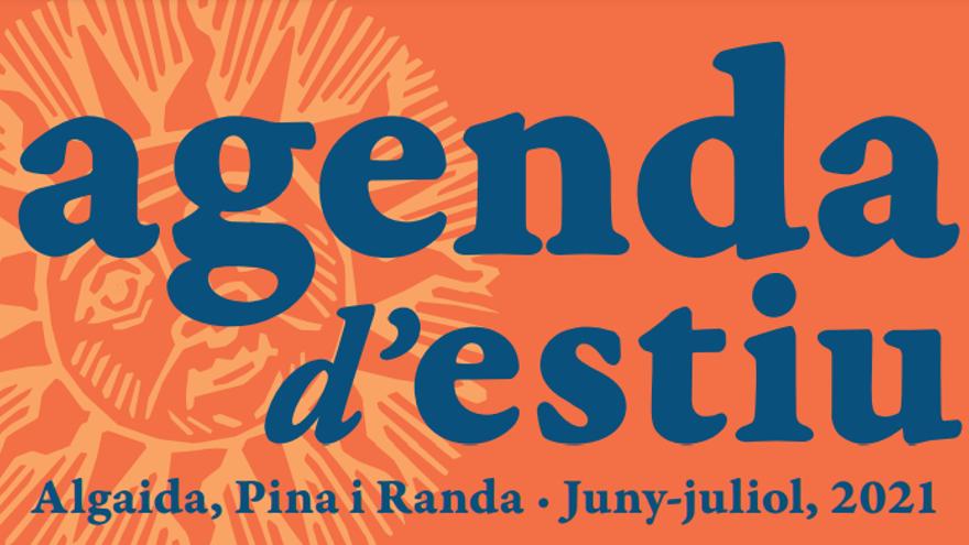 Agenda d'estiu - 1 de juliol