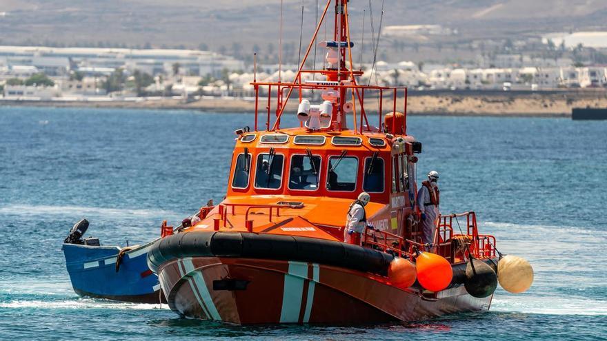 Una patera alcanza Gran Canaria con al menos 16 migrantes