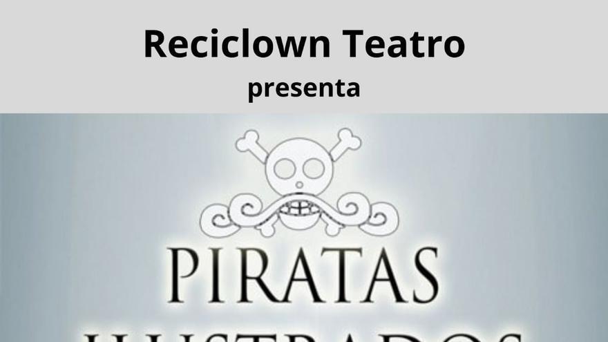 Piratas ilustrados