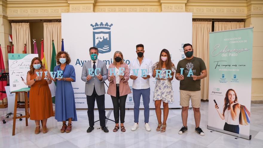 Lanzan una campaña de dinamización comercial en El Palo
