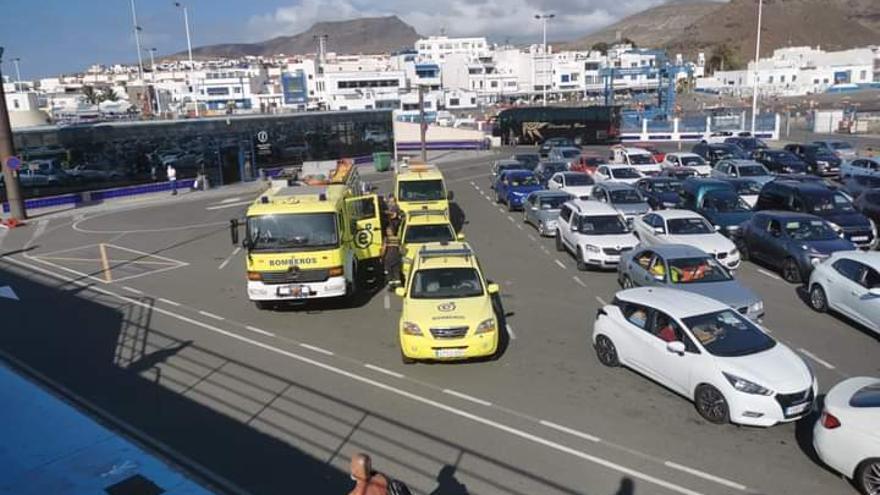 Recursos militares, policiales y de emergencias de varias islas se dirigen a La Palma