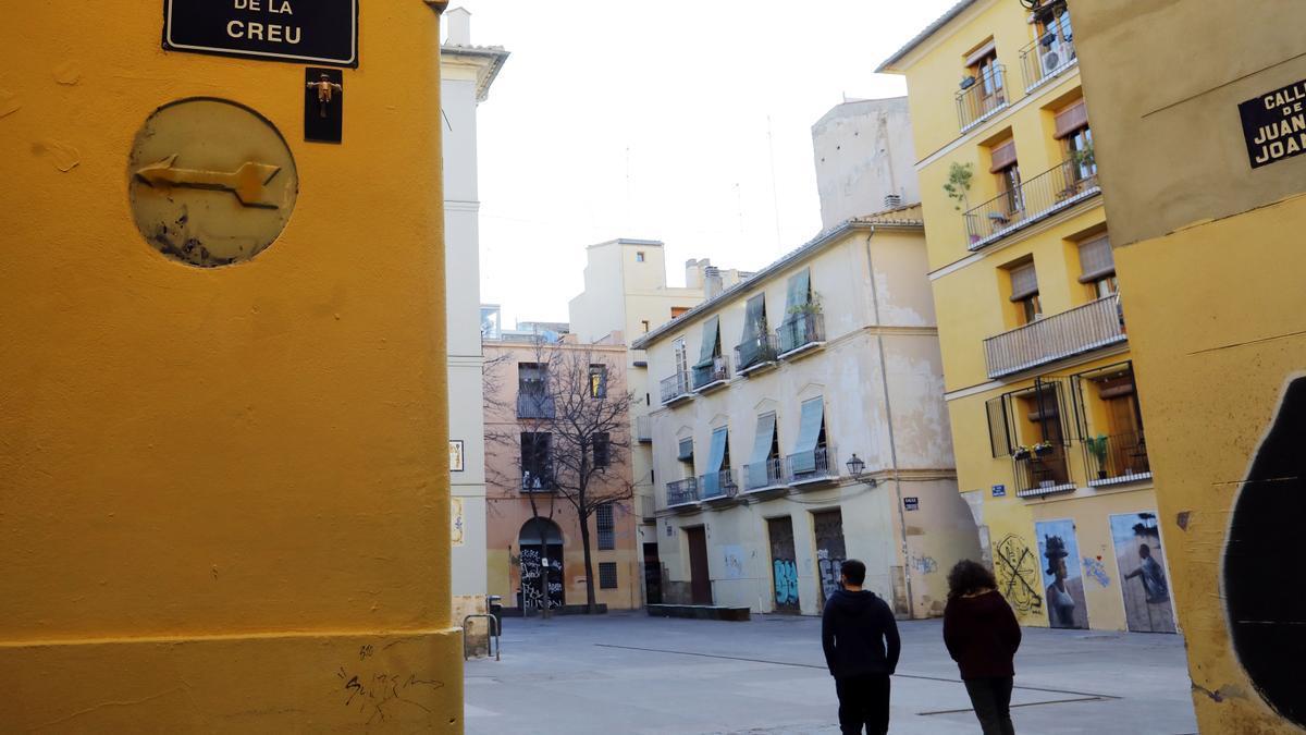 El Ayuntamiento de València cambiará mañana el nombre de tres calles.