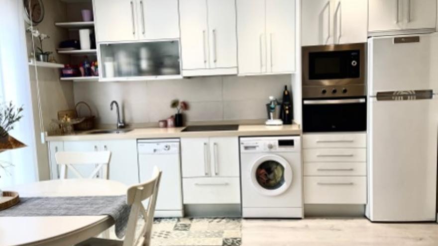 Pisos de 2, 3 y 4 habitaciones en Zaragoza con precios que no superan los 143.000 euros