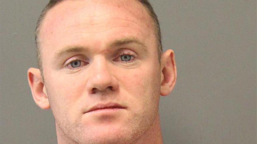 Wayne Rooney, detenido en EEUU por causar disturbios ebrio en un aeropuerto
