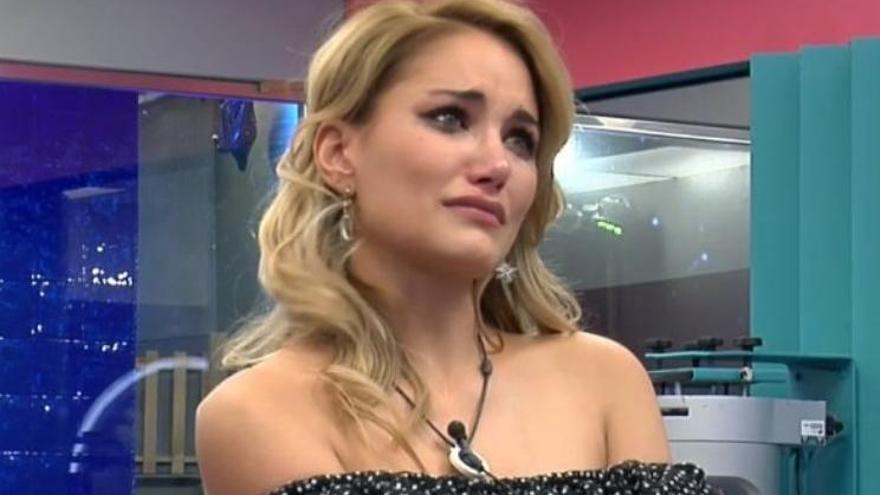 """Alba Carrillo desvela por qué ha estado triste en 'GH VIP 7': """"He tenido una depresión"""""""