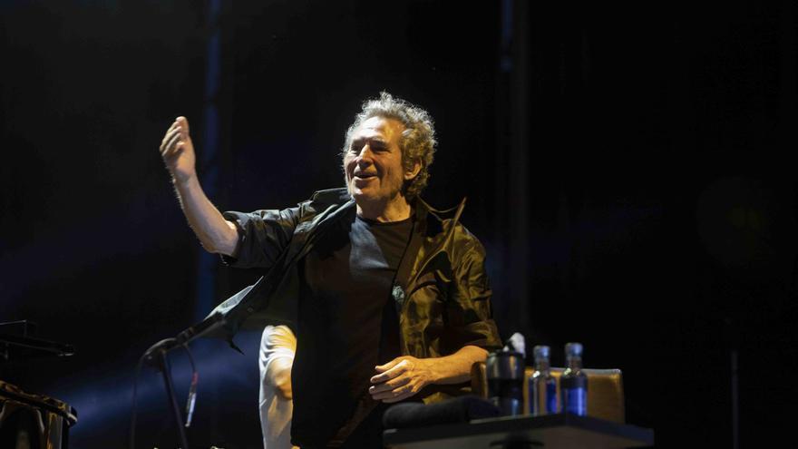 Miguel Ríos & The Black Betty Trio en la Murta de Xàtiva