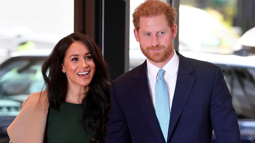 El príncipe Harry reaparece en Edimburgo