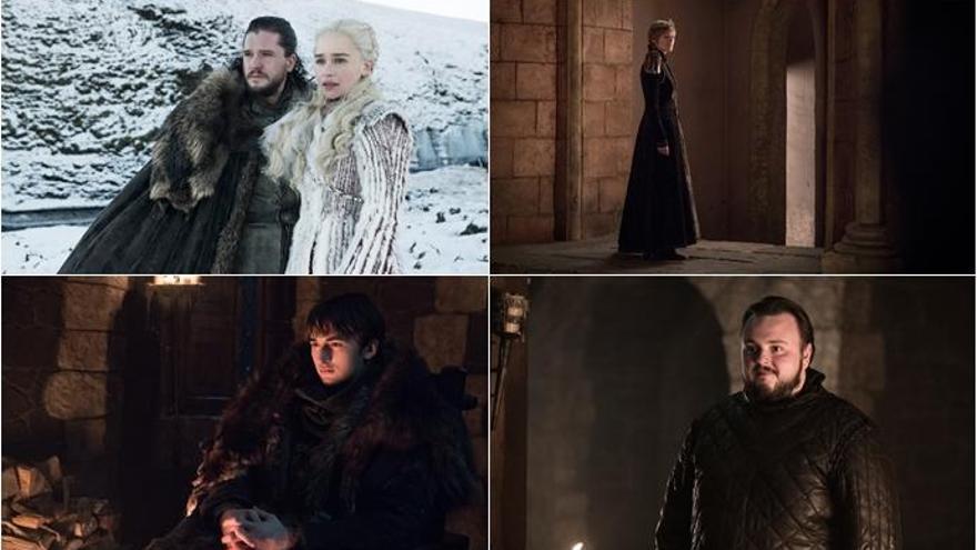 'Juego de Tronos': HBO publica las primeras imágenes del final de la serie