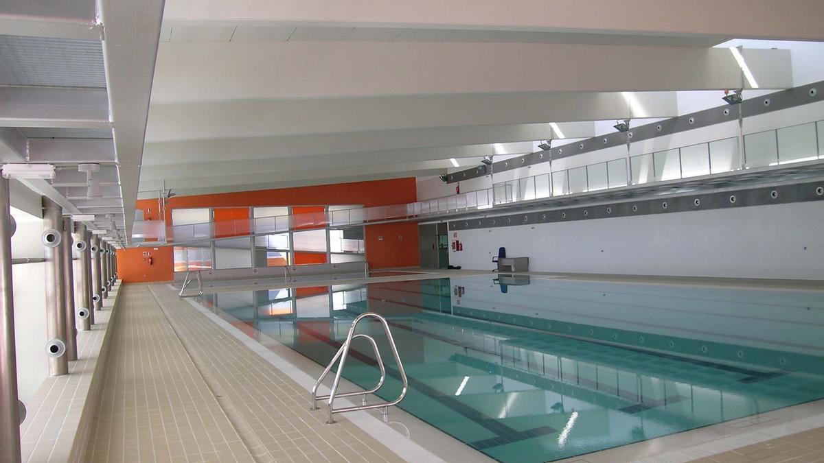 La piscina podría estar abierta en unas semanas.