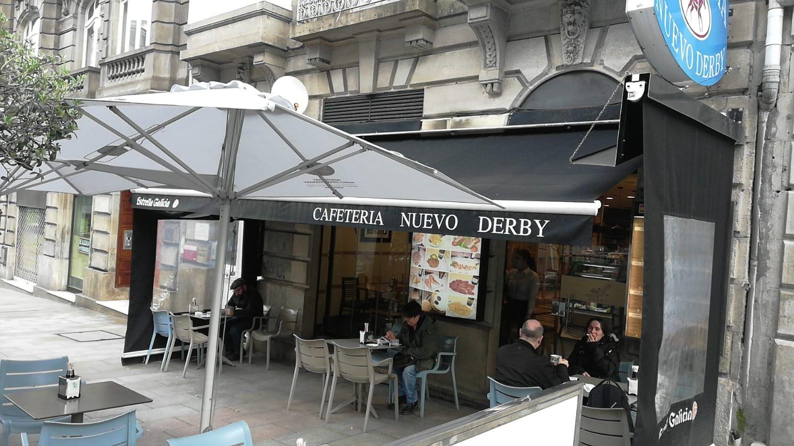 Terraza de Nuevo Derby.