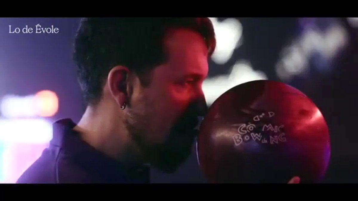 Pablo Iglesias en la promo de 'Lo de Évole'.