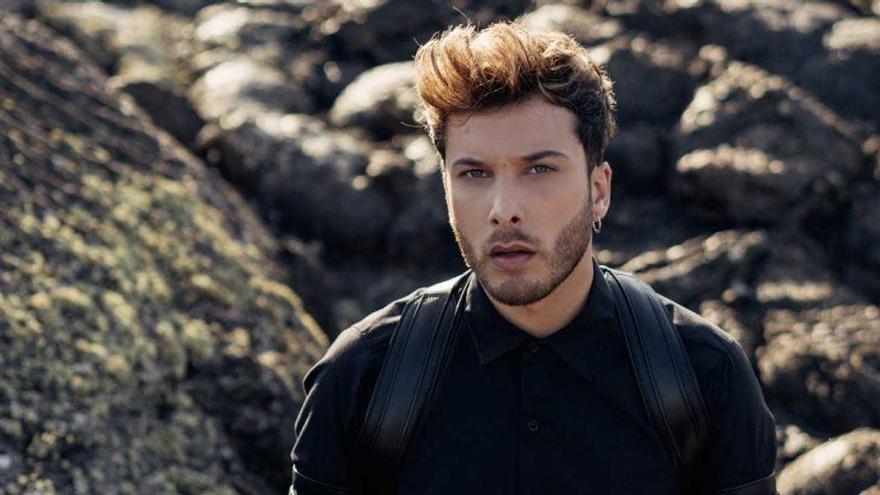 Blas Cantó presenta la seva cançó per a Eurovisió 2020