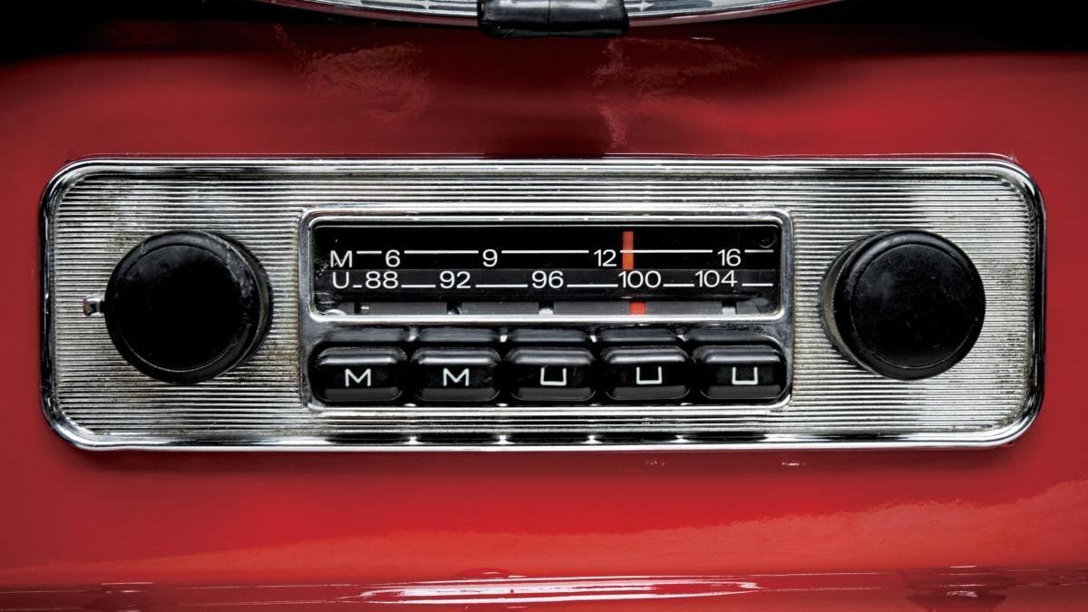 Estás utilizando mal la radio de tu coche