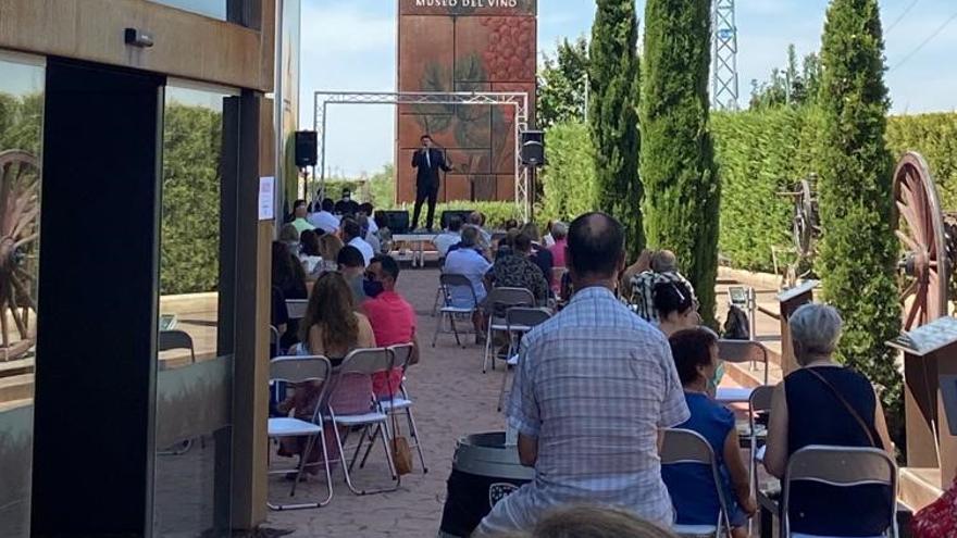 Domingos Frissé en el Museo del Vino de Toro: programación y horarios