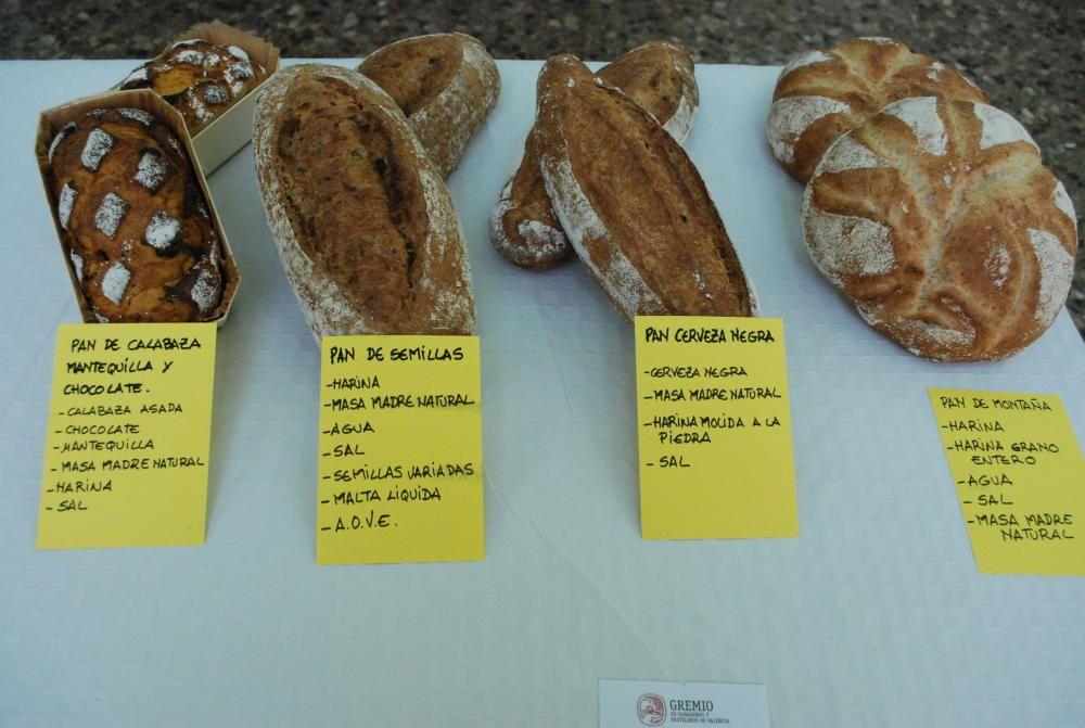 2º premio de panes formato libre Vicente Balbastre. Mislata