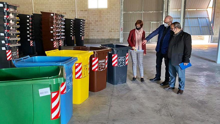Carcaixent será pionera en recoger la basura orgánica por separado
