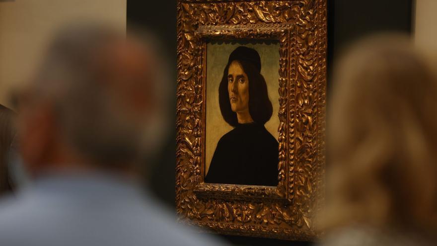Botticelli ya se exhibe en Valencia